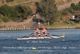 Taken during the Cambridge Town Cup 2015, Lake Karapiro, Cambridge, New Zealand; ©  Rob Bristow; Frame 0 - Taken on: Sunday - 25/01/2015-  at 08:18.25