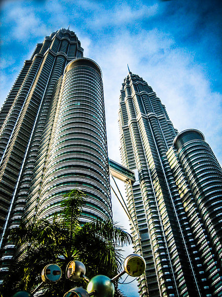 Petronas Towers - Malaysia Travel Photography