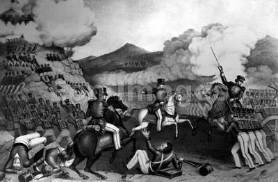 Battle of Monterey during Mexican-American War