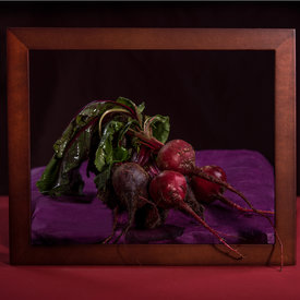 Family Heirloom Portrait: Beets