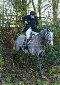 Tom Queally - The Cottesmore Hunt at Owston 29/11