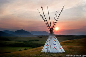 564 Red Star Tipi