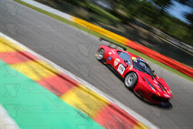 SUPERCARCHALLENGE SPA FRANCORCHAMPS