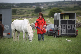 Scenes from the Headford Gymkhana and Dog show which took place last Sunday, June 12th. Photograph by Aengus McMahon NO REPRO FEE