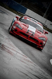 1 Craig Wilkins / Aaron Scott GT3 Racing Dodge Viper GT3