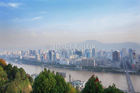 Lanzhou City, China