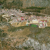 Benaoján aerial photos