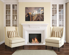 fireplace-2-with-Chairs-Austin-at-Night-Divided-Bridge