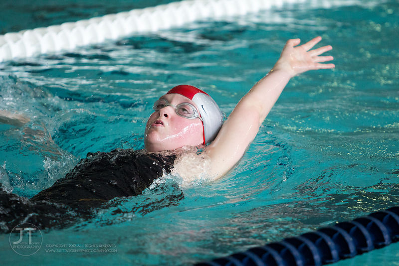 IGHSAU Regional Swimming, October 27, 2012 photos