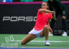 Fed Cup Final 2017, Minsk, Belarus - 11 Nov