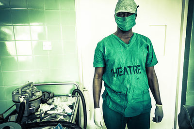 Theatre Assistant, Obs and Gyn, Sekou Toure Hospital, Mwanza, northern Tanzania (for the Touch Foundation).