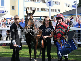 4.55pm 1st Sept 2013 Handicap Hurdle Race with winner Staigue Fort