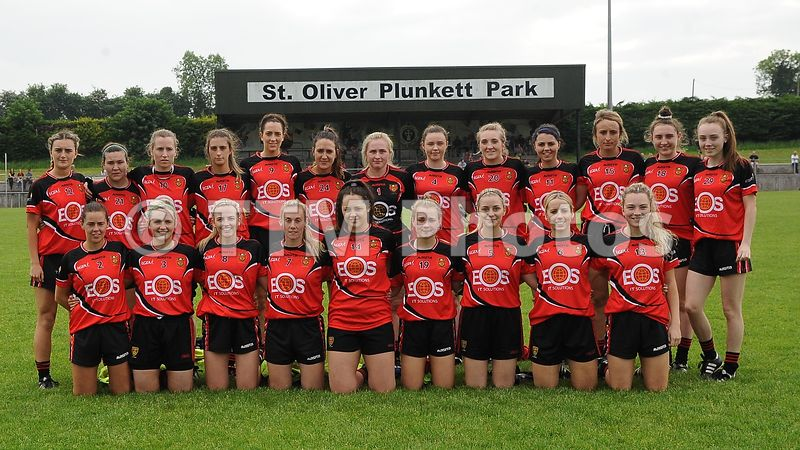 Ulster Ladies IFC | Tyrone v Down | 020618 photos