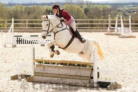 West Wilts Arena Eventing inc BE Arena Eventing Championship Qualifiers on Sunday 17th April 2016.