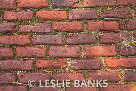 Brick Walkway Background