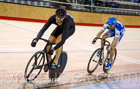 Men Sprint Semifinal. Track O-Cup #2, Milton, On, March 28, 2015