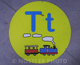 T for Train