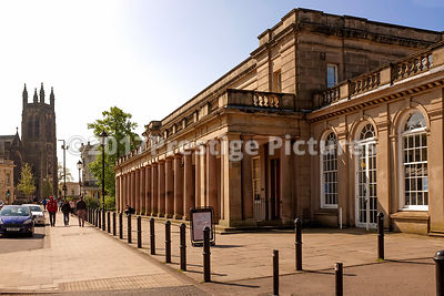 The Pump House Building in Leamington Spa
