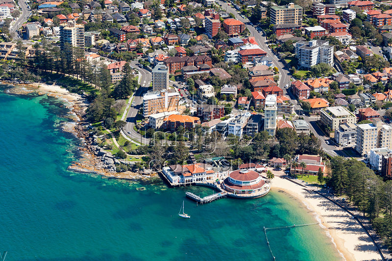 sydney aerial photography manly sea life sanctuary. Black Bedroom Furniture Sets. Home Design Ideas