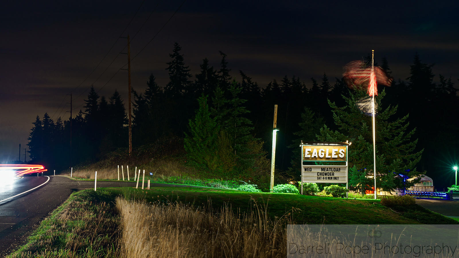 Whidbey At Night photos