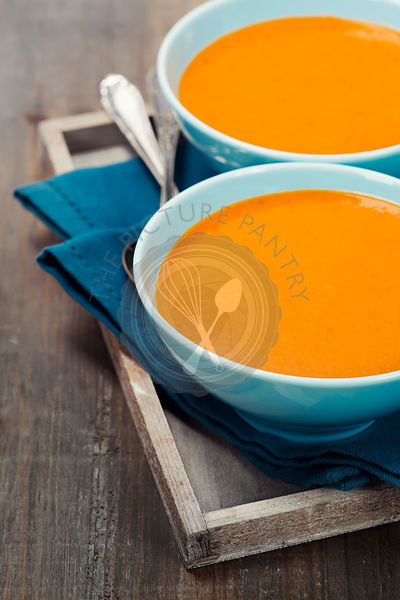 Traditional Carrot soup