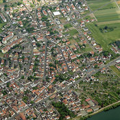 Kleinostheim aerial photos