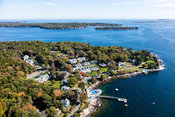 Spruce Point Inn, Boothbay Harbor