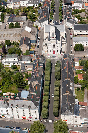 photo de l'Èglise de la Butte Sainte-Anne de Nantes