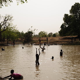 Access to water, sanitation and hygiene in Mali photos
