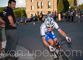 Ryan Roth (Silber Pro Cycling) at Grand Prix Cycliste de Saguenay, Stage 3, Saguenay, Qc, June 7, 2014