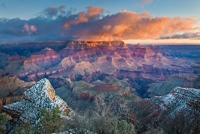 Grandview Point Sunrise