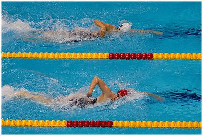 London 2012 Olympics - Swimming  photos