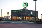 Starbucks Store in Euless, Texas