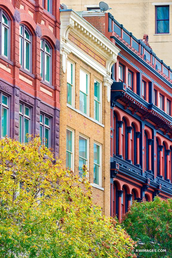 WASHINGTON DC ARCHITECTURE COLOR VERTICAL