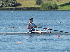 Taken during the National Championships 2018, Lake Karapiro, Cambridge, New Zealand; ©  Rob Bristow; Frame 1079 - Taken on: Friday - 16/02/2018-  at 13:51.12