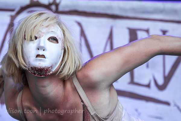 In This Moment Aftershock 2013 photos