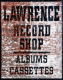 Lawrence Record Shop