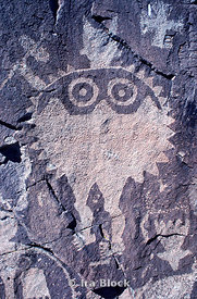 Anasazi Ancient Rock Art in New Mexico