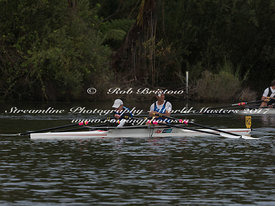 Taken during the World Masters Games - Rowing, Lake Karapiro, Cambridge, New Zealand; ©  Rob Bristow; Frame 3647 - Taken on: Monday - 24/04/2017-  at 09:12.34
