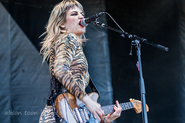 Deap Vally at Aftershock 2017 photos