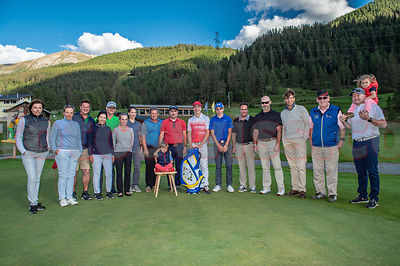Golf Engadin photos