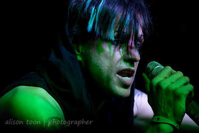 Jay Gordon, vocals, Orgy