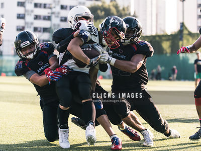 20170916 GZ Apaches vs. HK Warhawks photos