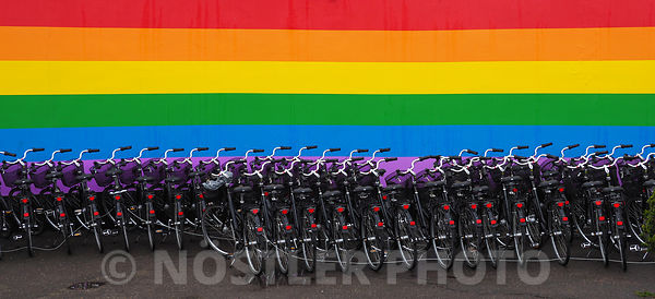 Bicycles at the end of the Rainbow