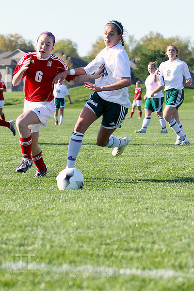 Iowa City West vs Cedar Rapids Washington Grils Varsity Soccer
