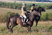 Royal Artillery Hunt 19 September 2012