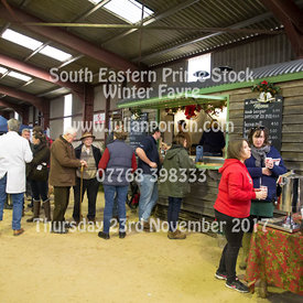 2017-11-23 South Eastern Prime Stock Winter Fayre photos