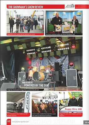 Stand Out magazine - November 2015 - Showman's Show - page 68
