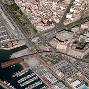 Province of Almería aerial photos