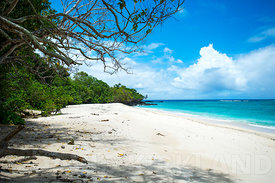 Gaua beach, Banks Islands